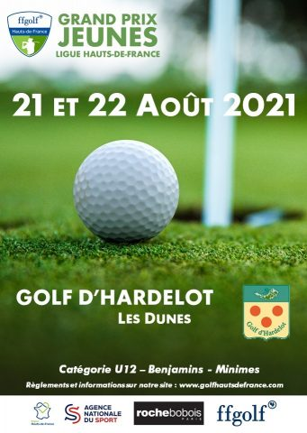 Grand Prix Jeunes – Ligue Hauts de France - Open Golf Club